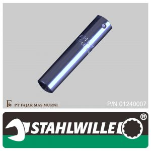 Stahlwille – DEEP SOCKET 1/4″, 12 POINT, SIZE 7 mm