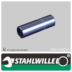 Stahlwille – DEEP SOCKET 1/4″, 12 POINT, SIZE 11 mm