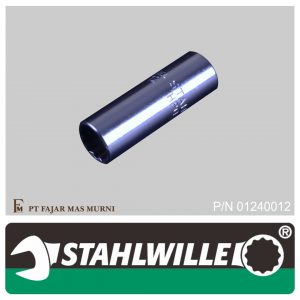 Stahlwille – DEEP SOCKET 1/4″, 12 POINT, SIZE 12 mm