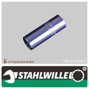 Stahlwille – DEEP SOCKET 1/4″, 12 POINT, SIZE 13 mm
